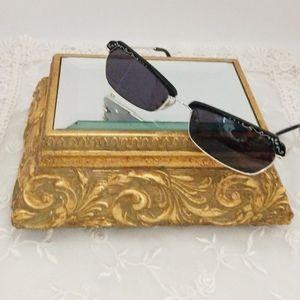 Brighton Black Sunglasses